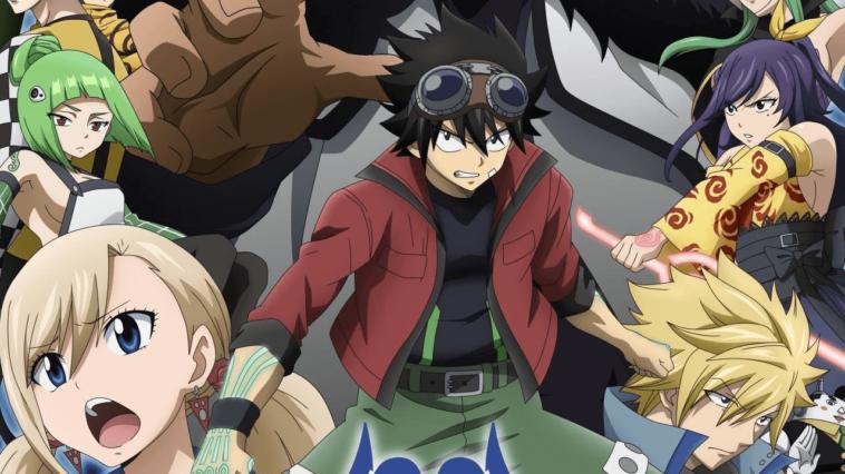 """La saison 1 de l'anime """"Edens Zero"""" arrive sur Netflix en août 2021"""
