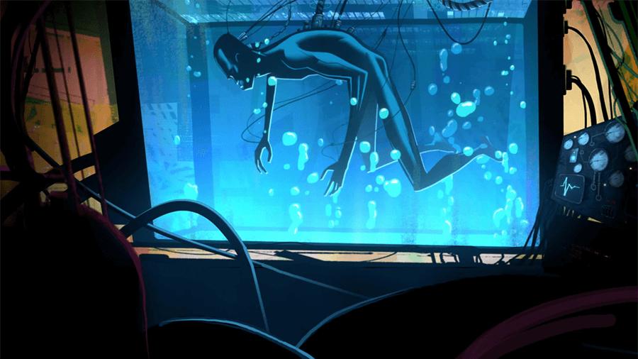 Love Death and Robots Volume 1 Episode 14 zima blue
