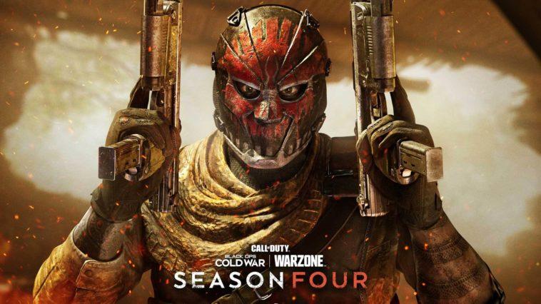 Warzone et Cold War Mise à jour de la saison 4 du 17 juin - Notes de patch