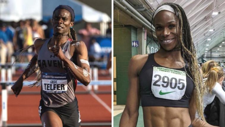 L'athlete transgender CeCe Telfer