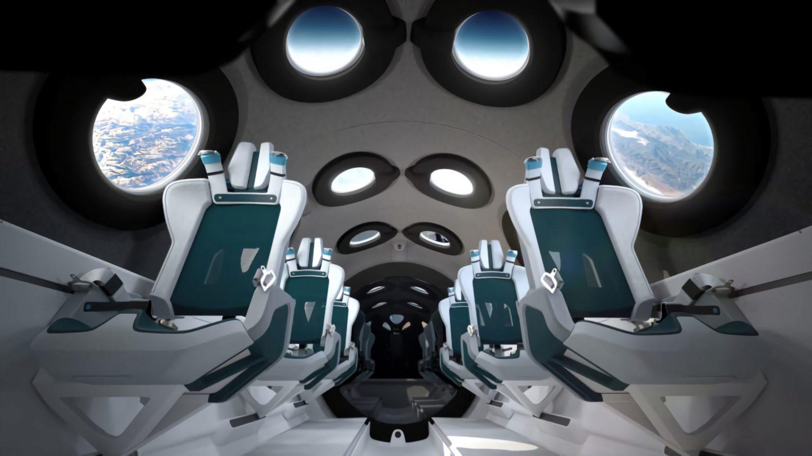 Virgin Galactic va emmener les touristes dans l'espace