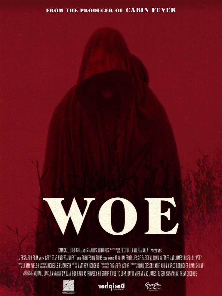 Affiche du film Woe