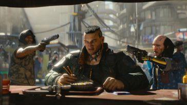 Cyberpunk 2077 revient sur le PlayStation Store