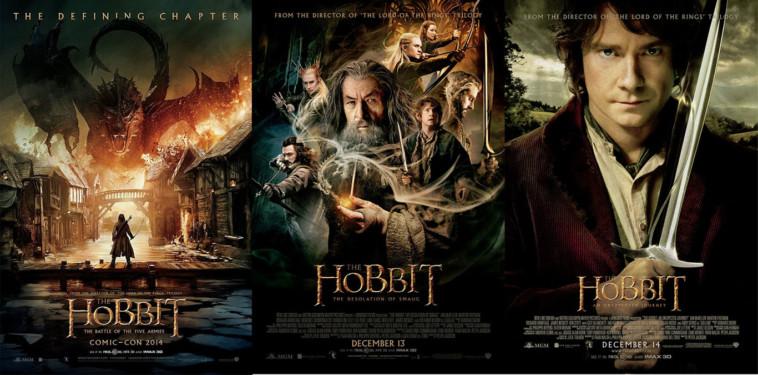 The Hobbit la Trilogie arrive sur Netflix