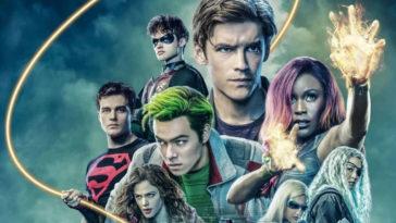 DC Universe et Warner Bros, la saison 3 de Titans