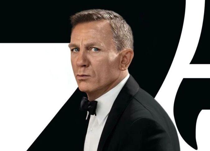 Daniel Craig dit au revoir à James Bond dans le nouveau teaser '007 - Mourir Peut attendre'