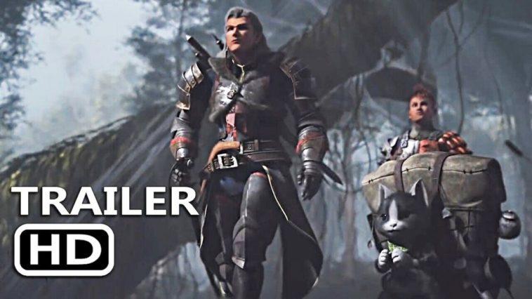Regardez : Monster Hunter : Legends Of The Guild : une bande-annonce qui annonce le film Netflix.