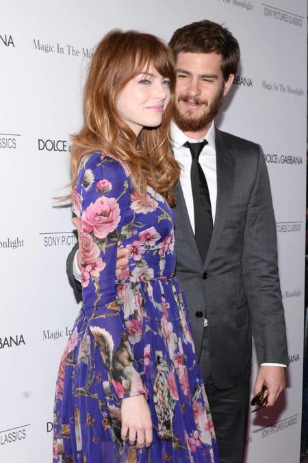 Andrew Garfield et Emma Stone sont sortis ensemble pendant quatre ans.