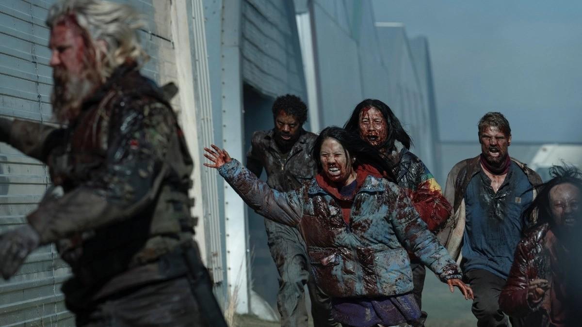 Black Summer : des zombies meilleurs, plus rapides et plus forts