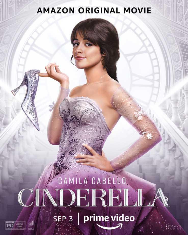 Camila Cabello est Cendrillon dans le premier aperçu du reboot du conte de fées qui sortira sur Amazon cet automne.