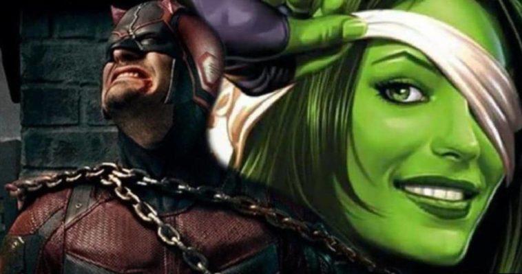 Daredevil apparaîtrait dans la série She-Hulk de Disney+.