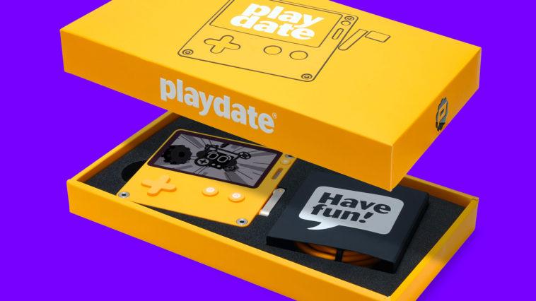 Console Playdate : Date de précommande, heure, prix et spécifications