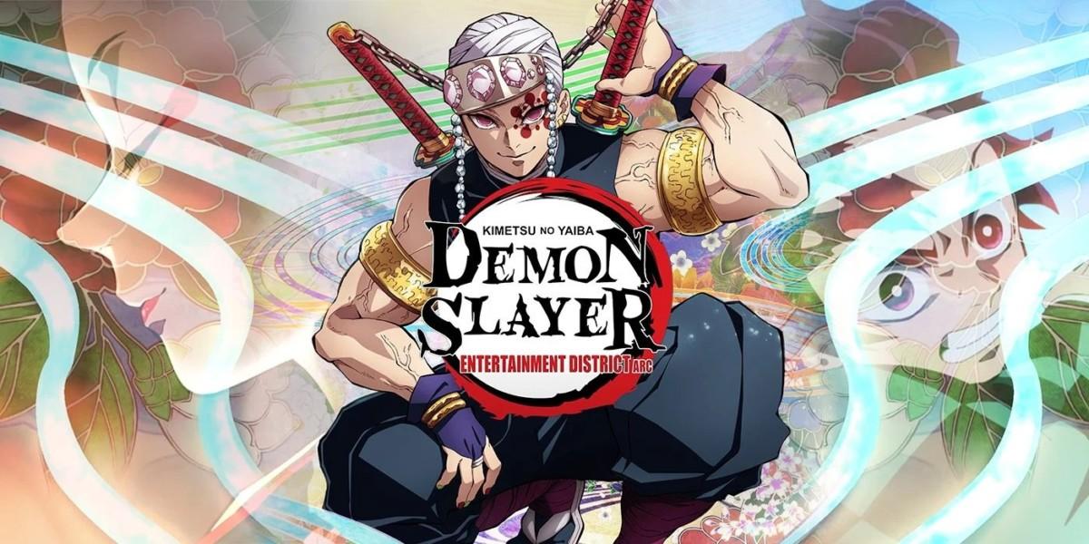 La nouvelle bande-annonce de la saison 2 de Demon Slayer
