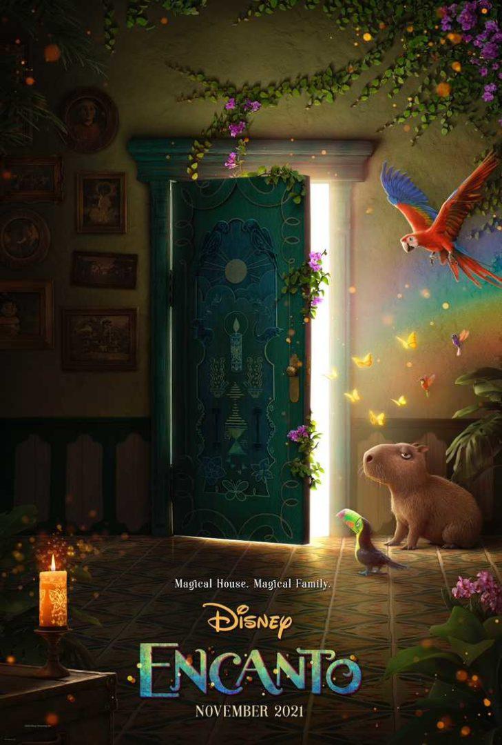 Affiche du film Encanto de Disney