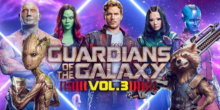 Dernières nouvelles des Gardiens de la Galaxie Vol. 3
