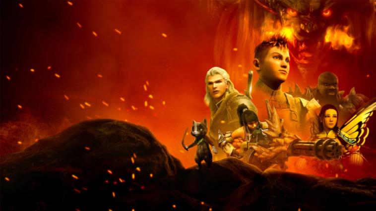 """""""Monster Hunter: Legends of the Guild"""" Date de sortie du film d'animation sur Netflix"""