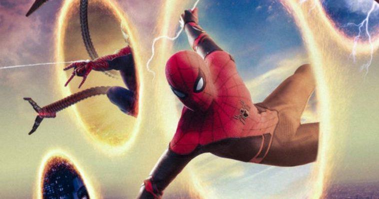 De fausses affiches de Spider-Man : No Way Home apparaissent dans les salles de cinéma