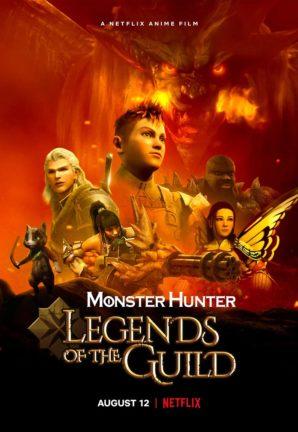 Netflix dévoile la première bande-annonce et l'affiche de Monster Hunter : Legends Of The Guild