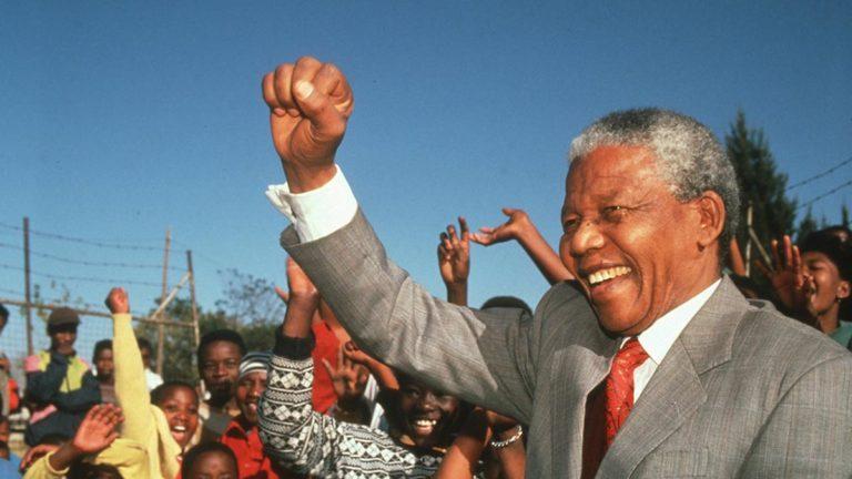 Pourquoi est-ce aujourd'hui la Journée Nelson Mandela ?