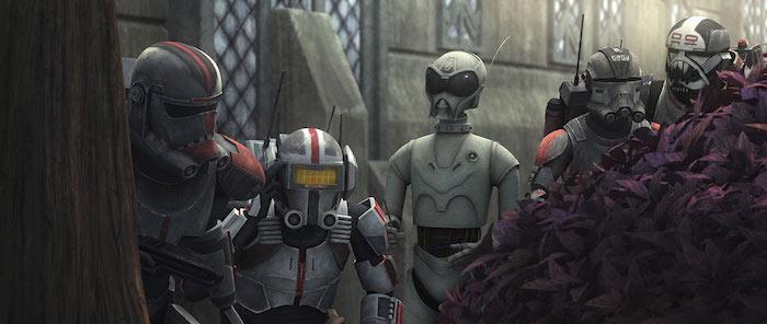 Star Wars : The Bad Batch : Common Ground Critique du film