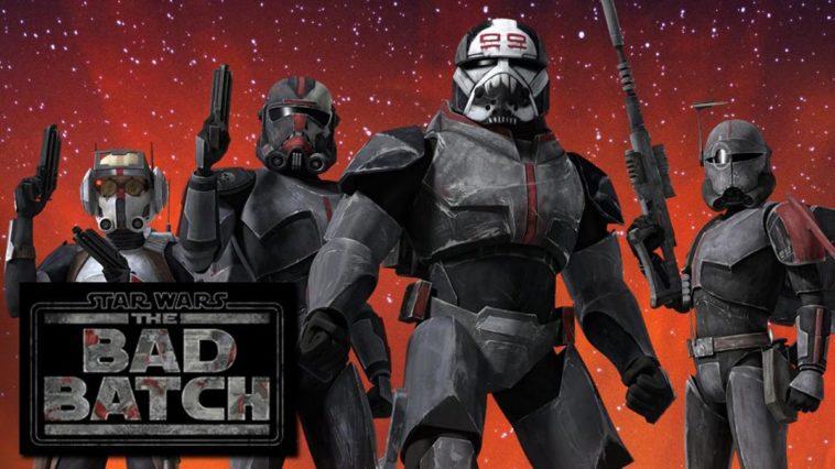 Star Wars : The Bad Batch' Breakdown