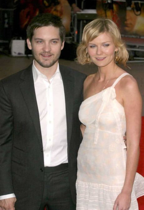 Tobey McGuire et Kirsten Dunst ont été le premier couple Spiderman.