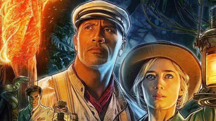Croisière dans la jungle : Comme un parfum de films d'aventure classiques