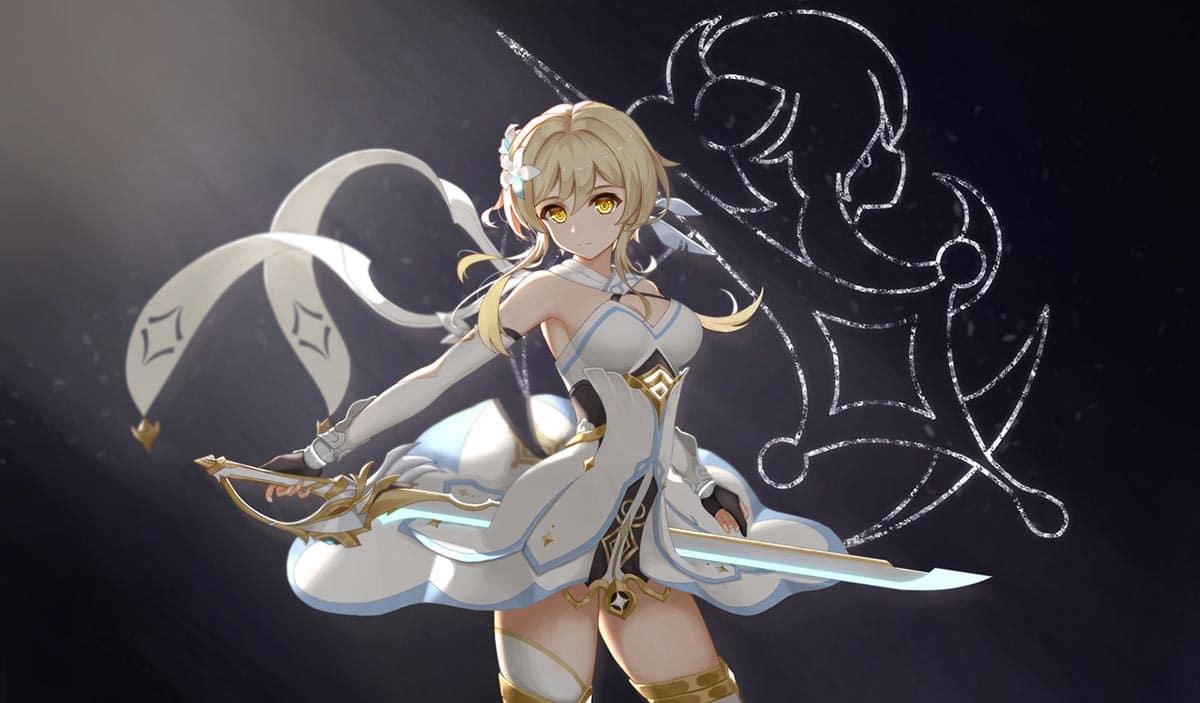 Genshin impact 2.0 ajout du personnage yoimiya