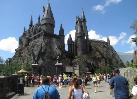 Harry Potter: a new theme park for fans of movies and books