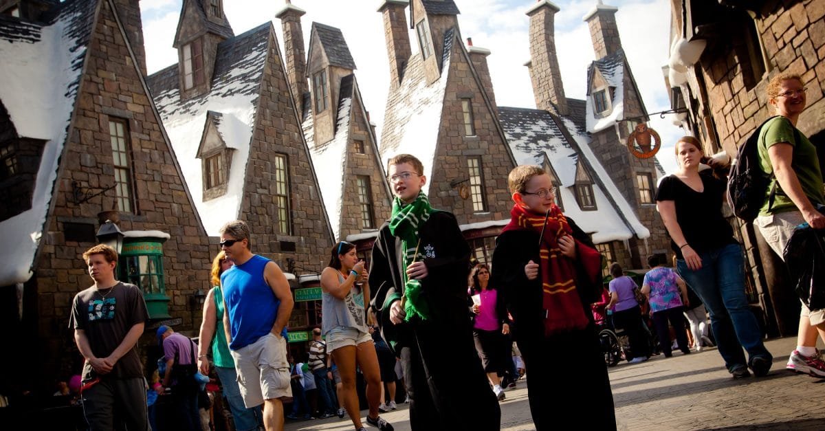 Harry Potter: A new theme park opens for fans of movies and books in 2022عشاق