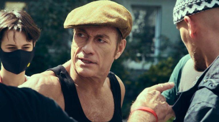 Le nouveau film d'action fou de Jean-Claude Van Damme