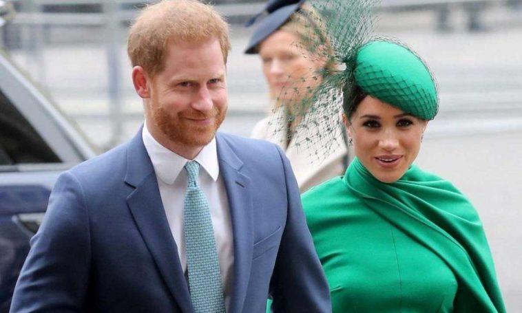 Meghan Markle la duchesse de Sussex sur Netflix