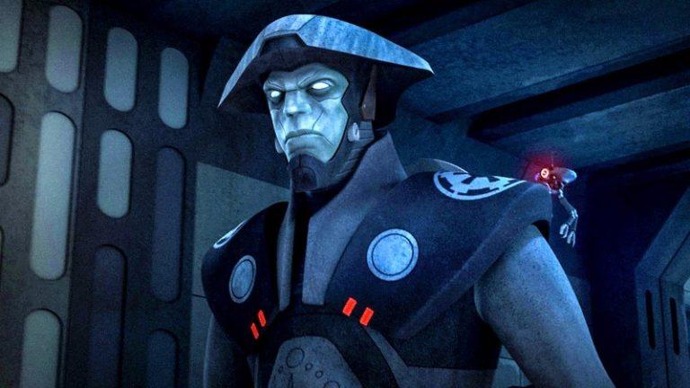 Le Cinquième Frère de Star Wars Rebels