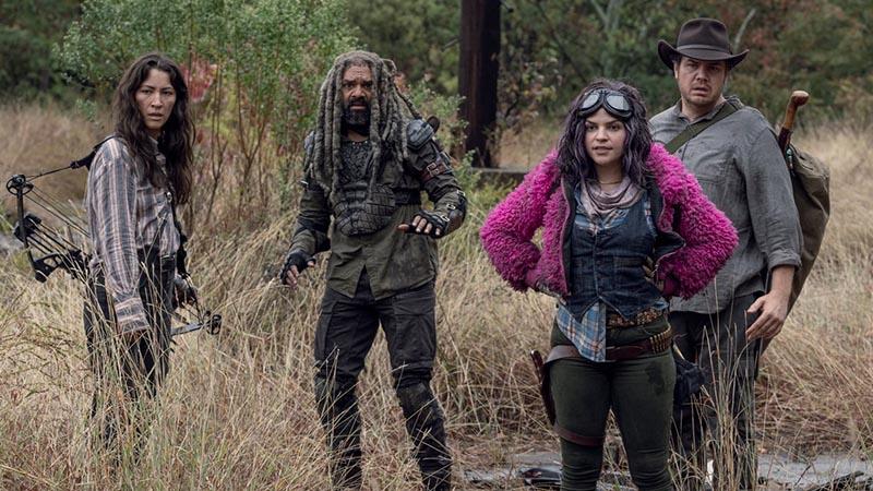 Date de sortie de The Walking Dead Saison 11 source: 45secondes.fr