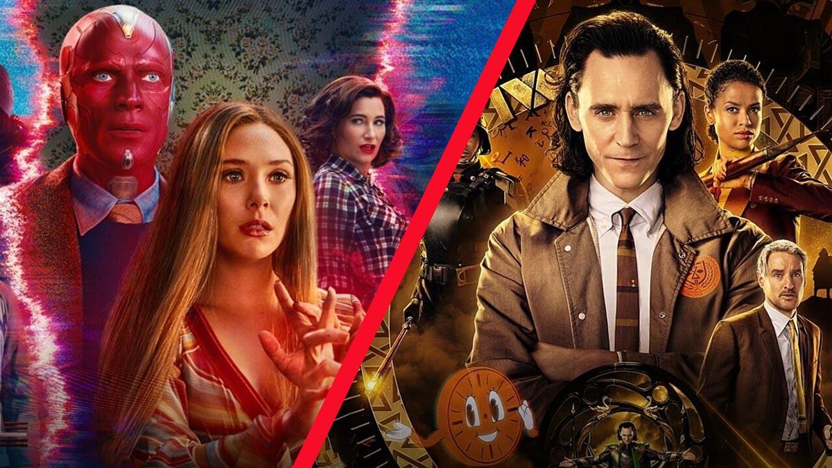 Regardez WandaVision et Loki en même temps et la magie opérera