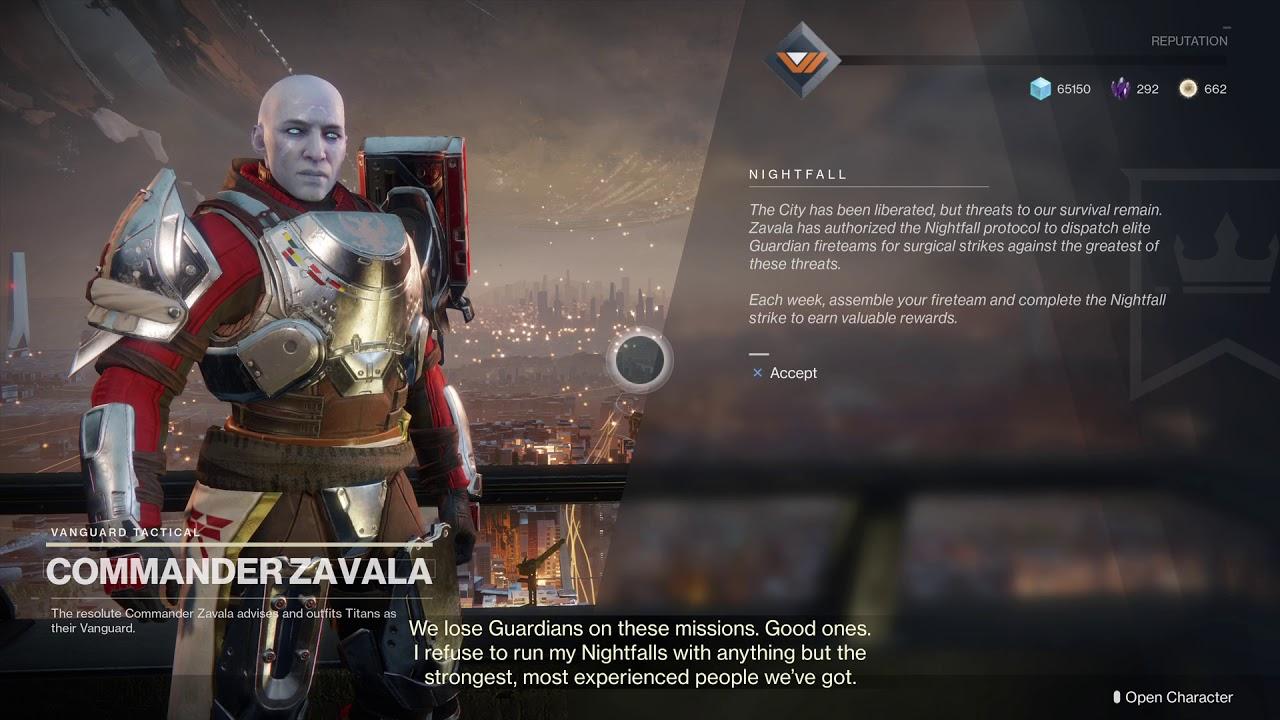 Destiny 2 : « Échangez vos jetons »