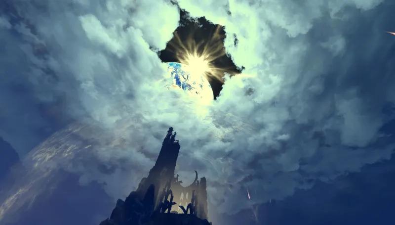 Conjonction des sphères, The Witcher : Blood Origin
