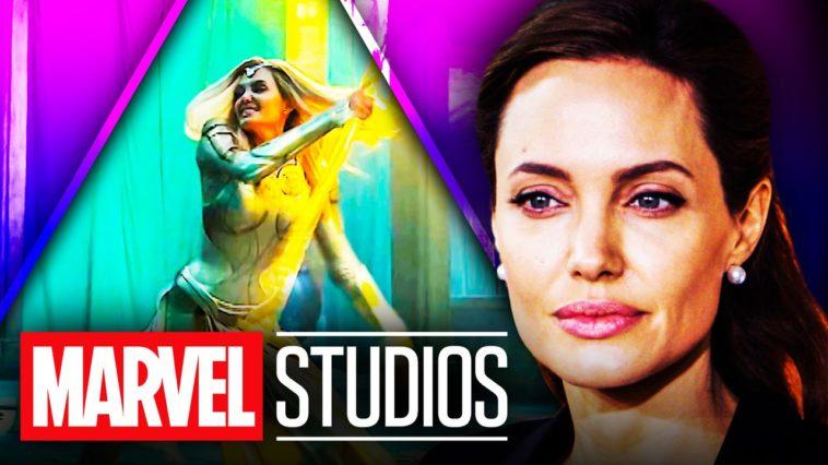 Marvel's Eternals : Angelina Jolie révèle comment sa propre famille l'a préparée pour le film du MCU