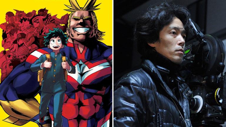 """Le réalisateur Shinsuke Sato s'engage à réaliser le film en live action """"My Hero Academia""""."""