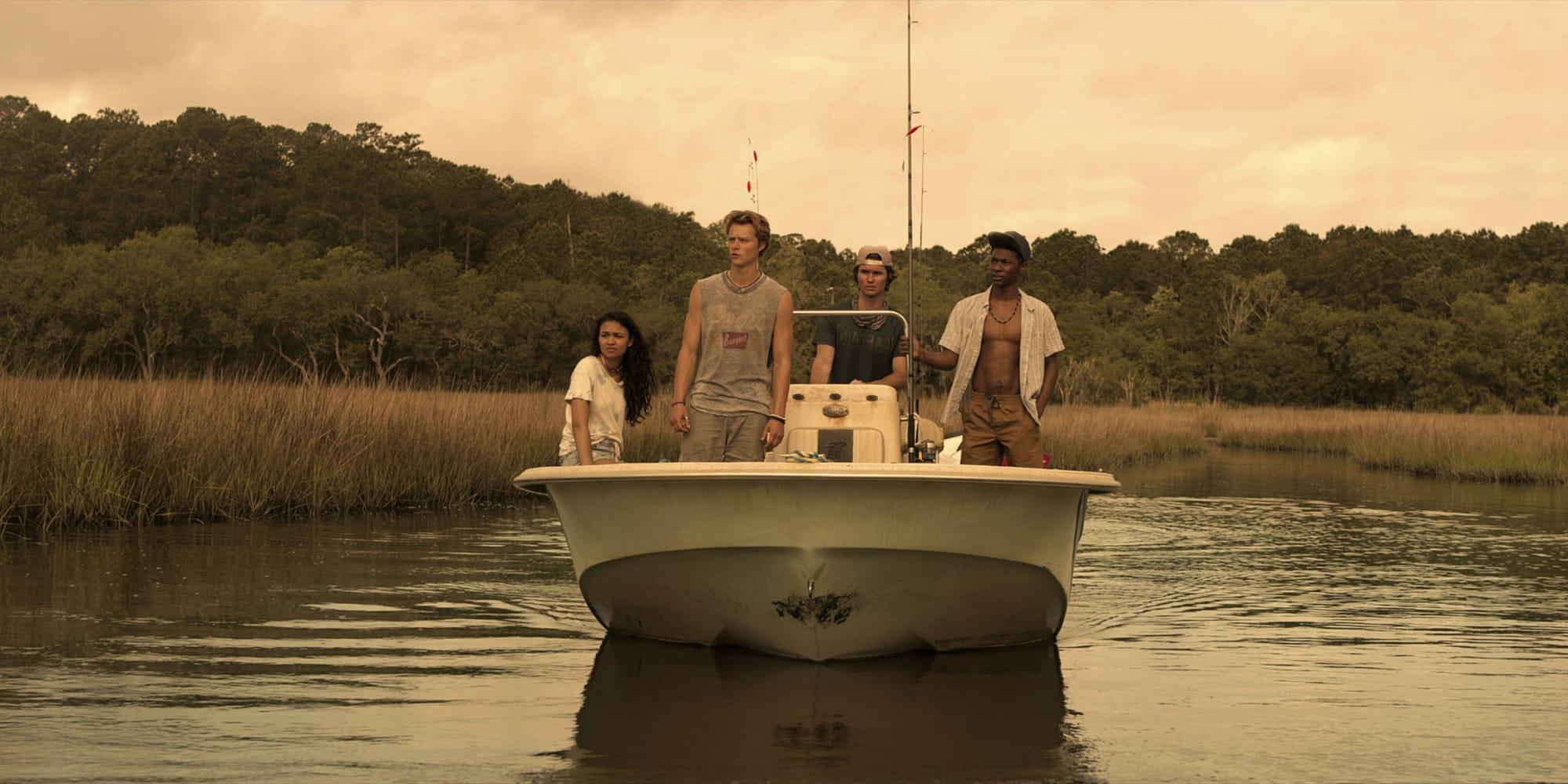 Outer Banks est-il basé sur une histoire vraie ?