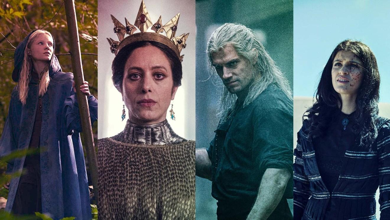 Le casting de la saison 2 de The Witcher
