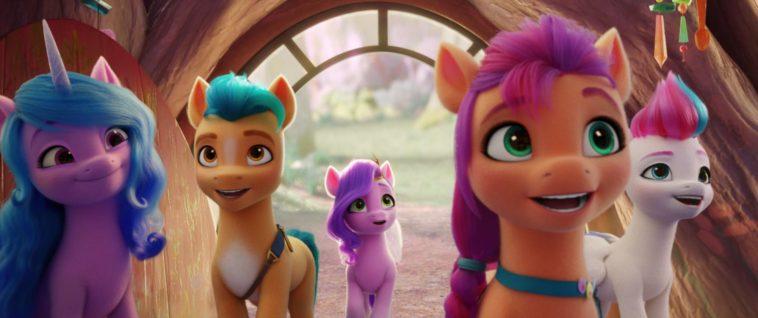My Little Pony : Une nouvelle génération date de sortie