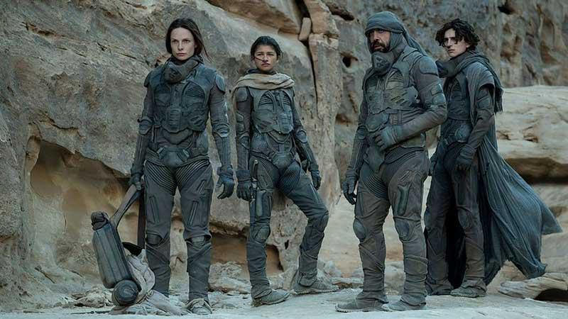 Zendaya dans le Film Dune