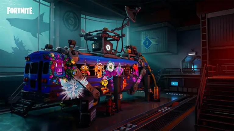 """Imposteurs """", le nouveau mode de jeu de """" Fortnite """", est une copie de """" Among Us"""
