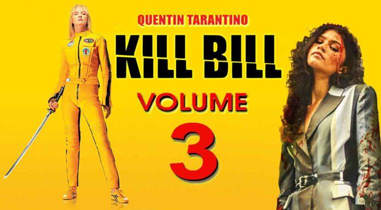 Zendaya est flattée que le public la réclame dans Kill Bill 3