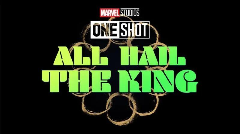 One-Shot de Marvel Studios, Tout le Hall le Roi