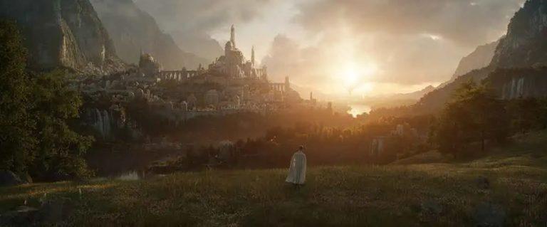 Le Seigneur des Anneaux dévoile la première image