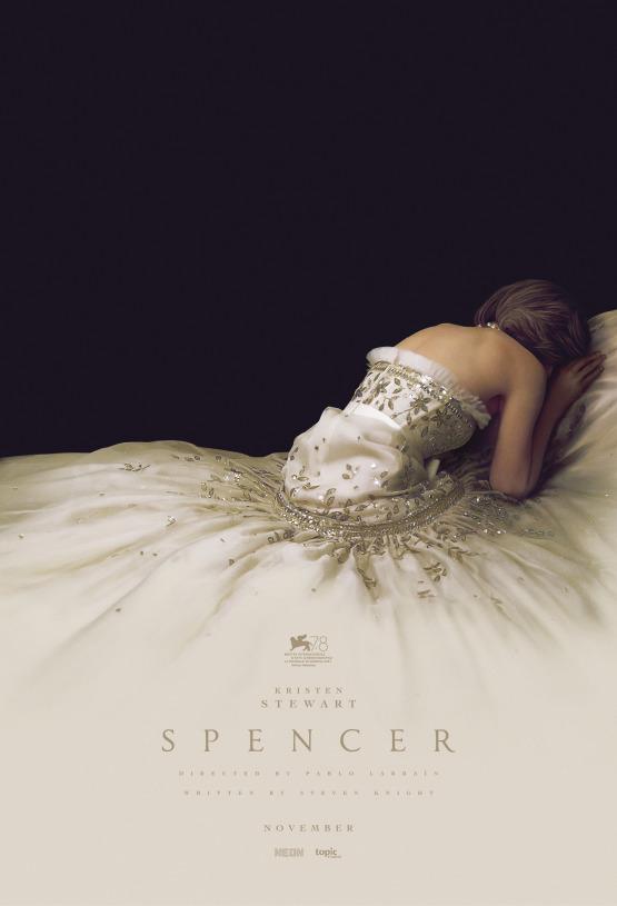 """La première bande-annonce de """"Spencer"""""""