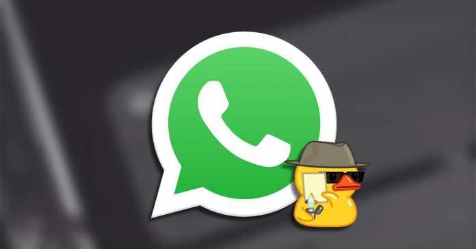 WhatsApp : comment envoyer des photos qui s'autodétruisent ?