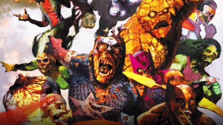 L'univers cinématographique Marvel est en train de se zombifier